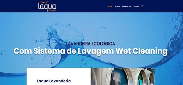 Laqua Lavanderia